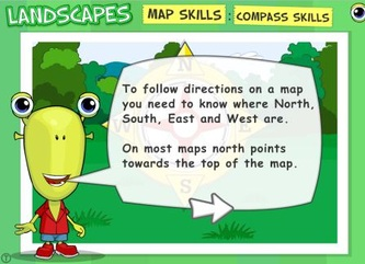 Maps & Direction Direction In Map on