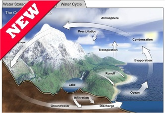 Worksheets Speech In Watercycl clouds water cycle interactive learning sites for education condensation evaporation and the cycle