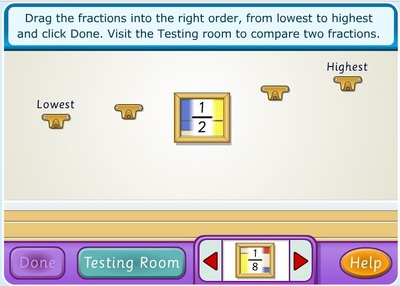 Converting fractions to decimals worksheet ks3